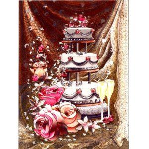3483 The Wedding Cake
