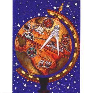 3630 Globe Navigation