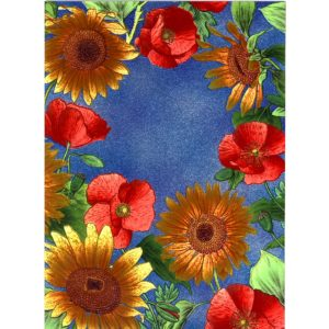3709 Sunflowers & Poppies
