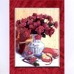 3715 Red Red Rose