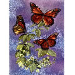 3722 Butterflies