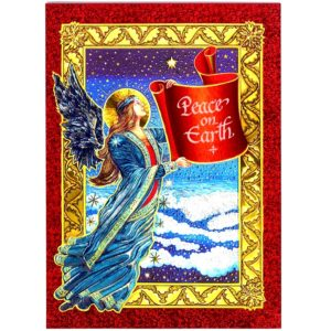 3729 Angel's message: Peace on Earth