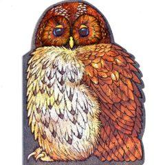 4076 Large Owl