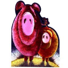 4161 Moonlight Pigs