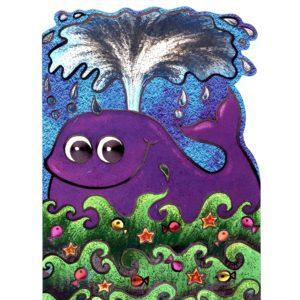 4165 Purple Whale