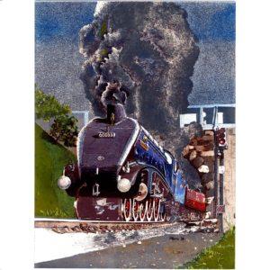 6299 Steam Locomotive 6003