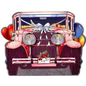 6607 Wedding Cadillac