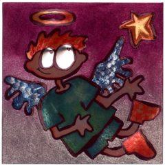 7034 Little Angel Boy