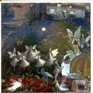 7054 Fairies – Bottom of the Garden