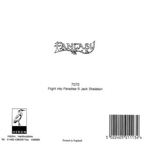 7072 Angel – Flight into Paradise