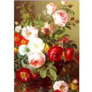 ES13 A Still Life of Roses