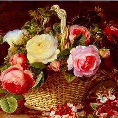 ESL02 Roses in a Basket