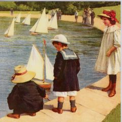 ESL07 The Boating Pond