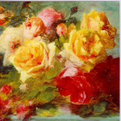 ESL17 Yellow Roses