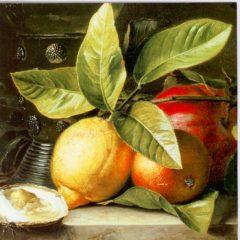 ESL30 Still Life of Lemons