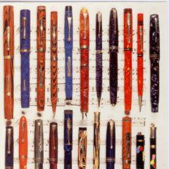 ESL31 Vintage Pens & Pencils