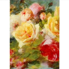 FA15 Pink and Yellow Roses