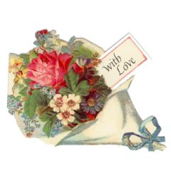 """GE64 Bouquet """"With Love"""""""