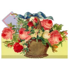 GE75 Rose Basket