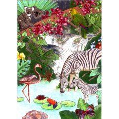 P1255 Paradise Animal World