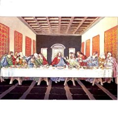 P1332 The Last Supper