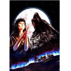 P1379 Wolf Maiden