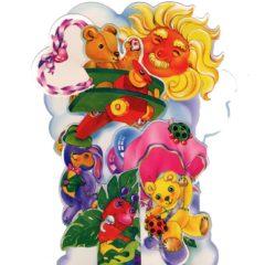 C-3D762 Teddy &Toys