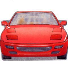 6523 Sports Car