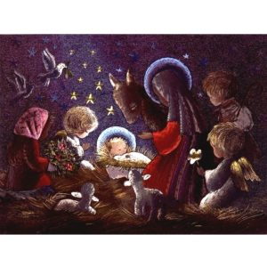 0715 Away in a Manger – Angels