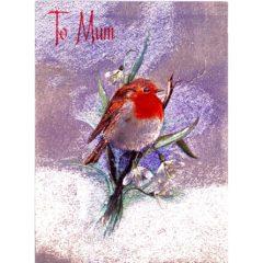3554 XM Robin on Branch – To Mum