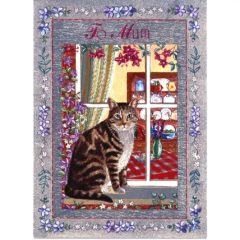 3577 Cat at Window