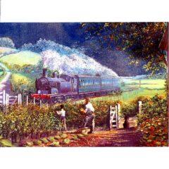 3671 Train & Gardeners