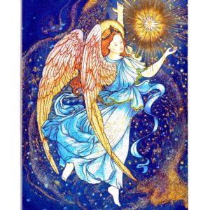 6373 Blue Angel – Peggy Toole