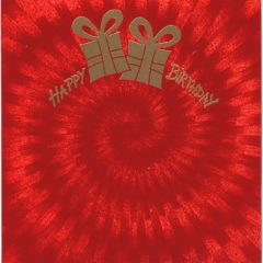 7006-p Gift Parcels in Red