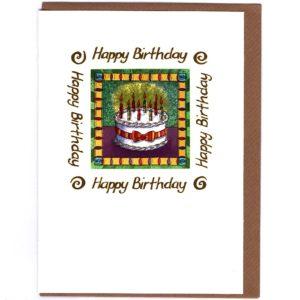 8104 Birthday Cake