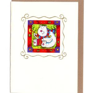 8130 Polar Bear & Presents