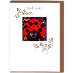 8143 Ladybird – By Nikki Golesworthy