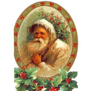 GEC48 Christmas Santa